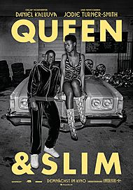 """Movie poster for """"QUEEN & SLIM"""""""