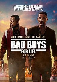 "Filmplakat für ""BAD BOYS FOR LIFE"""