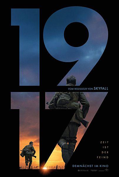 """Filmplakat für """"1917 (2019)"""""""