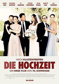 """Movie poster for """"DIE HOCHZEIT"""""""