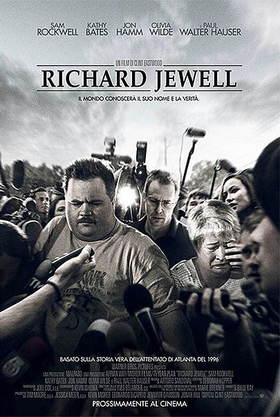 """Movie poster for """"RICHARD JEWELL"""""""
