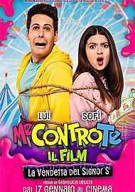 """Movie poster for """"ME CONTRO TE - LA VENDETTA DEL SIGNOR S"""""""