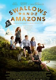 "Movie poster for ""SWALLOWS AND AMAZONS"""