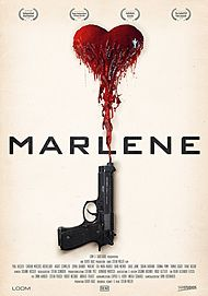 "Movie poster for ""MARLENE"""