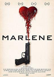 """Filmplakat für """"MARLENE"""""""