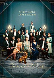"Movie poster for ""DOWNTON ABBEY """