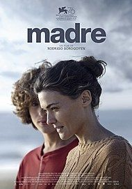 """Movie poster for """"MADRE"""""""