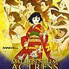 "Movie poster for ""MILLENNIUM ACTRESS"""