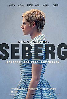 "Movie poster for ""SEBERG"""