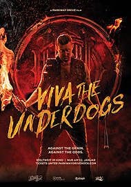 "Movie poster for ""VIVA THE UNDERDOGS"""