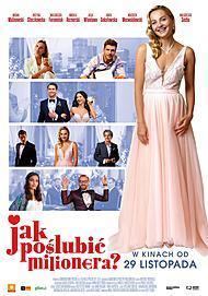 """Filmplakat für """"JAK POSLUBIC MILIONERA"""""""