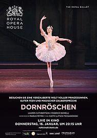 """Filmplakat für """"DORNRÖSCHEN (ROYAL OPERA HOUSE 2019/20)"""""""