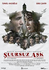 "Movie poster for ""SUURSUZ ASK"""