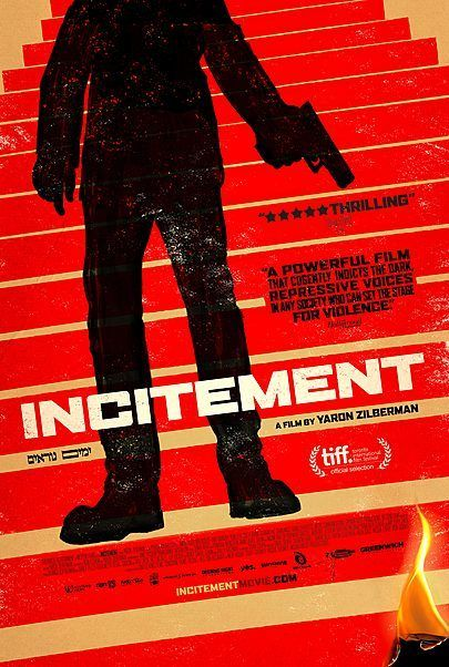"Movie poster for ""INCITEMENT"""