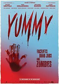 "Movie poster for ""YUMMY"""