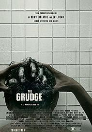 "Movie poster for ""THE GRUDGE"""