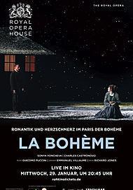 """Filmplakat für """"LA BOHEME (ROYAL OPERA HOUSE 2019/20)"""""""
