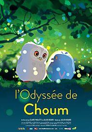 "Movie poster for ""SHOOOM'S ODYSSEY """