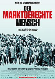"""Movie poster for """"DER MARKTGERECHTE MENSCH"""""""