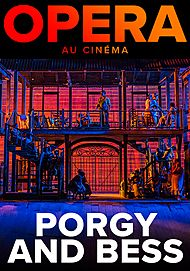"""Movie poster for """"PORGY AND BESS ( THE METROPOLITAN OPERA)"""""""