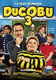 """Movie poster for """"DUCOBU 3"""""""