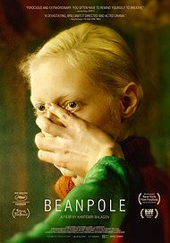 "Movie poster for ""BEANPOLE"""