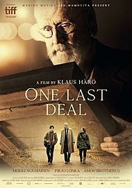 "Movie poster for ""ONE LAST DEAL"""