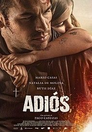 "Movie poster for ""ADIOS"""