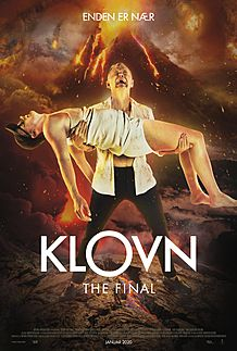 "Movie poster for ""KLOVN THE FINAL"""