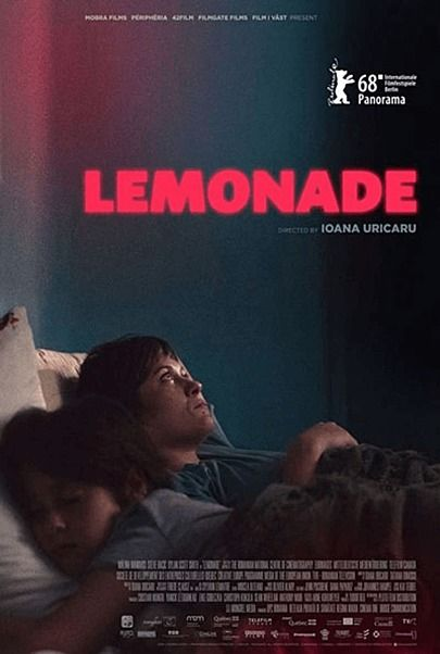 "Movie poster for ""LEMONADE"""