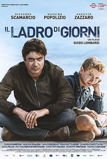 """Movie poster for """"IL LADRO DI GIORNI"""""""