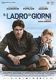 "Movie poster for ""IL LADRO DI GIORNI"""