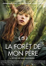 """Movie poster for """"LA FORET DE MON PERE"""""""