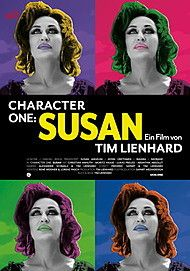 "Movie poster for ""CHARACTER ONE: SUSAN"""