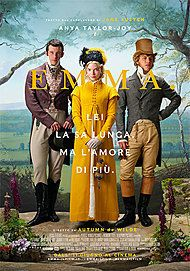 "Movie poster for ""EMMA"""