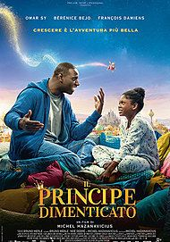 """Movie poster for """"THE FORGOTTEN PRINCE"""""""