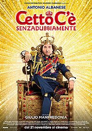 "Movie poster for ""CETTO C'È, SENZADUBBIAMENTE"""