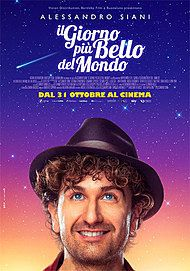 "Movie poster for ""IL GIORNO PIÙ BELLO DEL MONDO"""