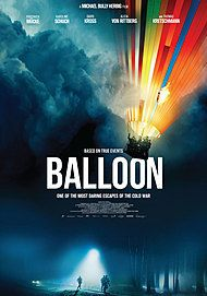 "Movie poster for ""BALLOON"""