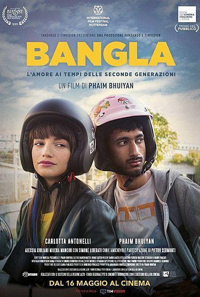 "Movie poster for ""BANGLA"""