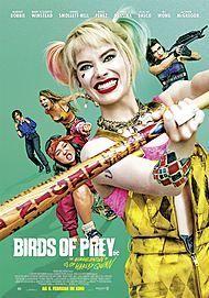 """Filmplakat für """"BIRDS OF PREY"""""""