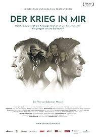 """Filmplakat für """"DER KRIEG IN MIR"""""""