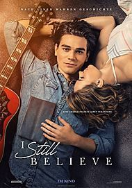 "Movie poster for ""I STILL BELIEVE"""