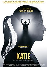 "Movie poster for ""KATIE"""