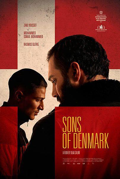 """Movie poster for """"SONS OF DENMARK"""""""