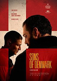 "Movie poster for ""SONS OF DENMARK"""