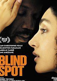 """Movie poster for """"BLIND SPOT"""""""