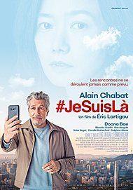 """Affiche du film """"#JESUISLA"""""""