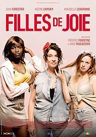 """Affiche du film """"FILLES DE JOIE"""""""
