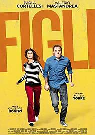 "Movie poster for ""FIGLI"""